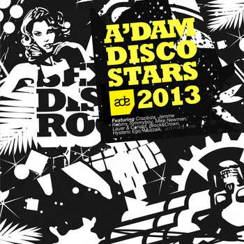 Various Artists - Amsterdam Disco Stars 2013