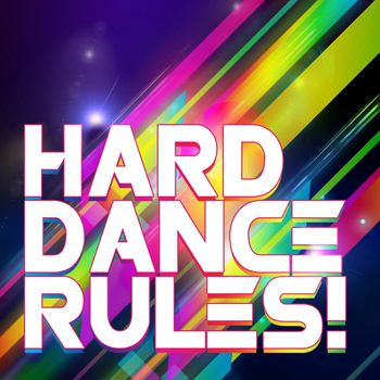 Various Artists - Hard Dance Rules!