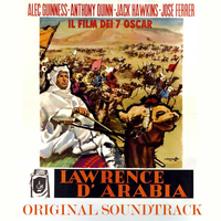 Maurice Jarre - Lawrence d'Arabia: First Entrance to the Desert / Night and Star / Lawrence and Tafas