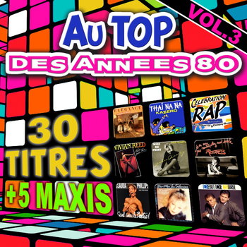 Various Artists - Au top des années 80, vol. 3