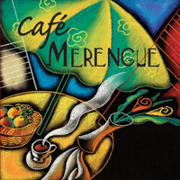 The New Latin Faction - World Travel Series: Cafe Merengue