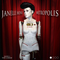"Janelle Monáe - Metropolis Suite I ""the Chase"""