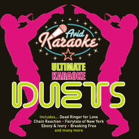 AVID Professional Karaoke - Ultimate Karaoke Duets (Professional Backing Track Version)