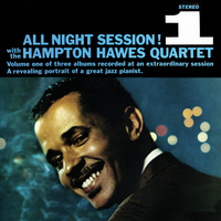 Hampton Hawes - All Night Session, Vol. 1 (Remastered)