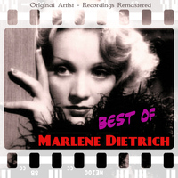 Marlene Dietrich - Best Of