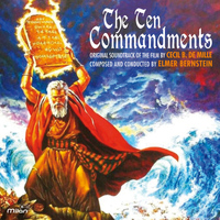 Elmer Bernstein - The Ten Commandments