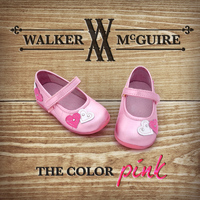 Walker McGuire - The Color Pink