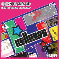 Corn Flakes 3D - Salt & Pepper and More