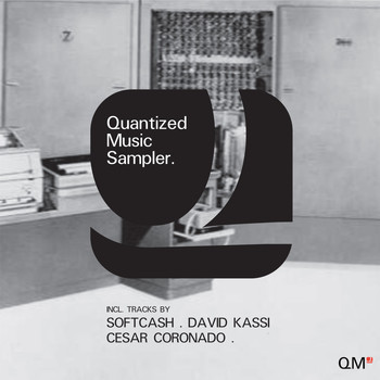 Various Artists - Quantized Music Sampler.
