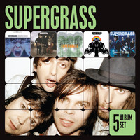 Supergrass - 5 Album Set [I Should Coco/In It for the Money/Supergrass/Life on Other Planets/Diamond Hoo Ha]