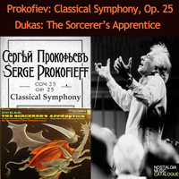 New York Philharmonic Orchestra - Prokofiev: Symphony in D Major - Dukas: The Sorcerer's Apprentice