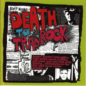 Various Artists - Death to Trad Rock