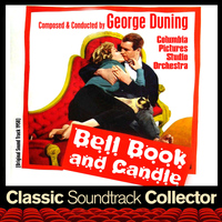 George Duning - Bell, Book and Candle (Original Soundtrack) [1958]