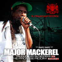 Major Mackerel - Rape Rape - Single