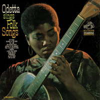 Odetta - Odetta Sings Folk Songs