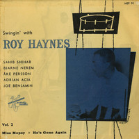 Roy Haynes - Swingin' With Vol. 2