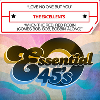 The Excellents - Love No One but You / When the Red, Red Robin (Comes Bob, Bob, Bobbin' Along) [Digital 45]