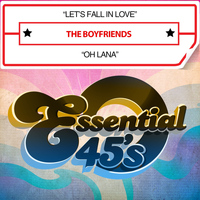 The Boyfriends - Let's Fall in Love / Oh Lana (Digital 45)