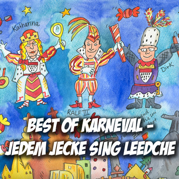 Various Artists - Best of Karneval - Jedem Jecke sing Leedche