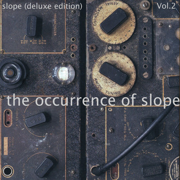 Steve Jansen - Slope (2013 Deluxe Edition), Vol.2.