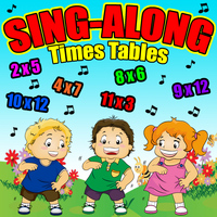 Songs For Children - Sing-Along Times Tables