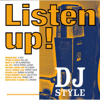 Various Artists / - Listen Up! DJ Style