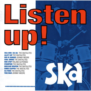 Various Artists / - Listen Up! Ska