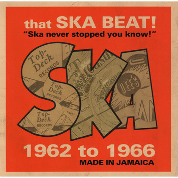 Various Artists / - That Ska Beat! 1962-1966