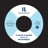 Nick Waterhouse - This Is A Game - Single
