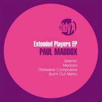 Paul Maddox - Extended Players EP