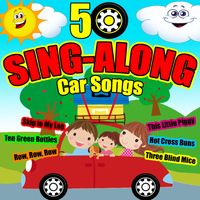 Songs For Children - 50 Sing-Along Car Songs