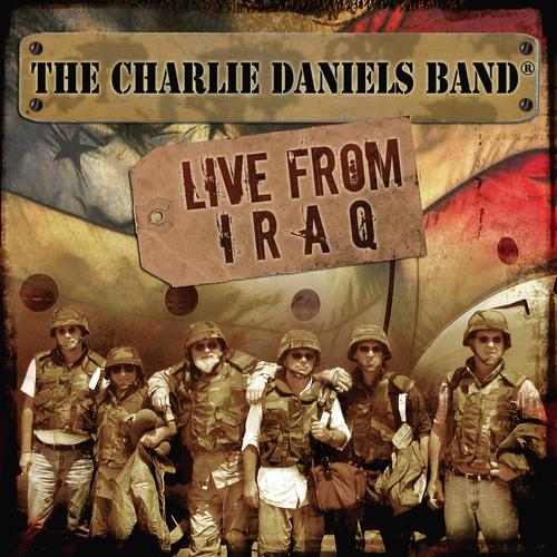 Charlie Daniels MP3 Album Live from Iraq