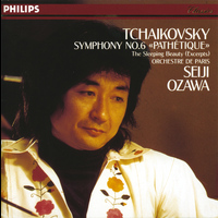 Orchestre de Paris - Tchaikovsky: Symphony No.6 / The Sleeping Beauty Suite
