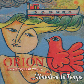 Orion - Mémoires du temps