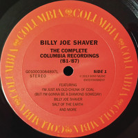 Billy Joe Shaver - The Complete Columbia Recordings ('81-'87)