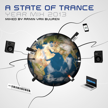 Armin van Buuren - A State Of Trance Year Mix 2013