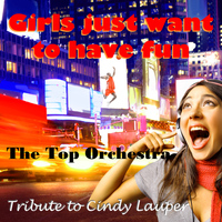 The Top Orchestra - Girls Just Want to Have Fun - Single