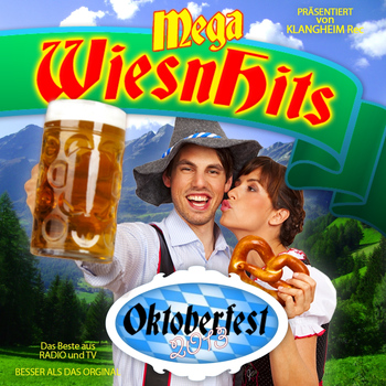 Various Artists - Mega Wiesn Hits (Oktoberfest 2013)