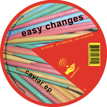 Easy Changes - Caviar EP