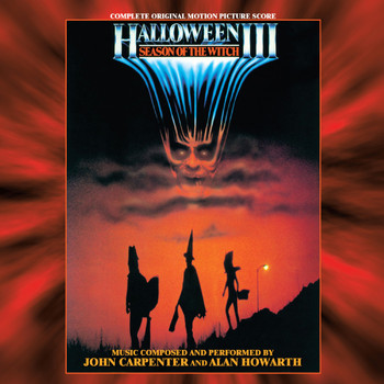 John Carpenter - Halloween III - Chariots of Pumpkins
