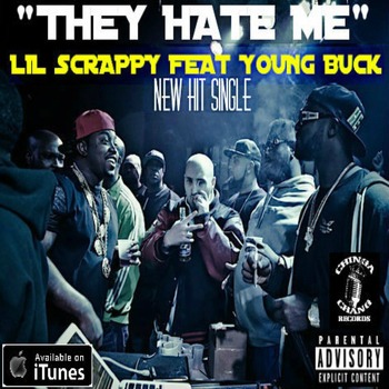 Lil' Scrappy - They Hate Me (Explicit)