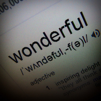 Inspiring Delight - Wonderful