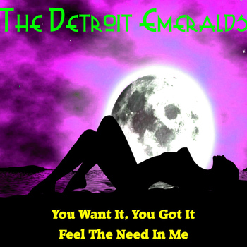 The Detroit Emeralds - You Want It, You Got It