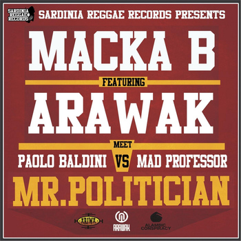 Macka B - Mr. Politician