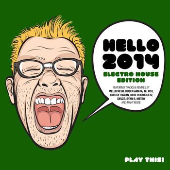 Various Artists - Hello 2014 - Electro House Edition