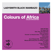 Ladysmith Black Mambazo - Colours of Africa: Ladysmith Black Mambazo (Collectors Edition)