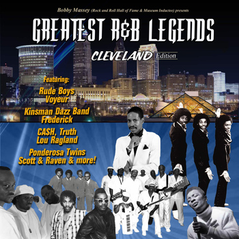 Various Artists - Greatest R & B Legends