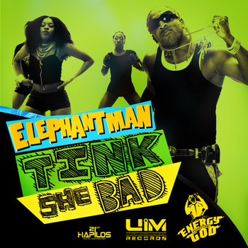 Elephant Man - Tink She Bad - Single