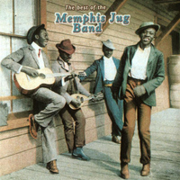 Memphis Jug Band - The Best Of The Memphis Jug Band