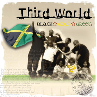 Third World - Black, Green & Gold